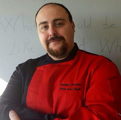 Sergio Benito de SergioRecetas.com