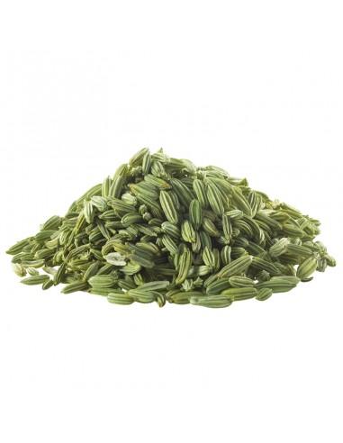 Hinojo en semillas