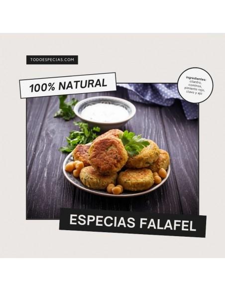 falafel especias
