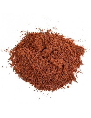 Chile guajillo en polvo