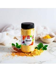 mostaza en polvo sin gluten