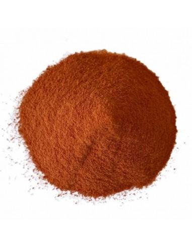 tomate molido seco deshidratado